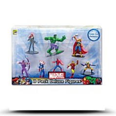 2012 Sdcc Exclusive Avengers 8 Piece