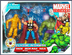 marvel universe themed figure classic avengers