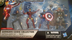 marvel avengers comic collection action figure