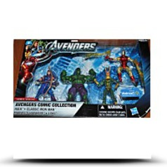 Avengers Exclusive Comic Collection 4