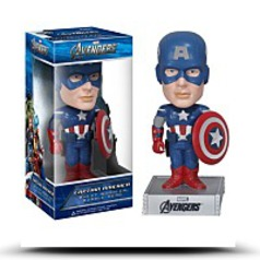 Avengers Movie Captain America Wacky