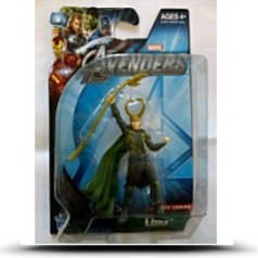 Avengers Movie Ec Action Figure Loki