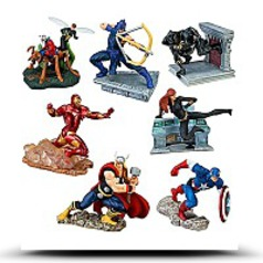 Exclusive Marvel 7PACK The Avengers Figurine