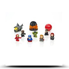 Buy Now Marvel 10PIECE Bubble Avengers Exclusive