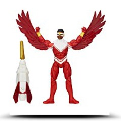 Marvel Assemble Sky Attack Falcon Figure