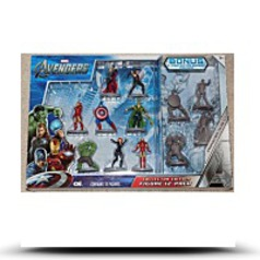 Marvel Avengers 12 Figure Collector Edition
