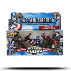 Buy Now Marvel Super Hero Squad Movie Pack Red