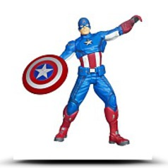 Buy Now Marvel The Avengers Ultra Strike Captain