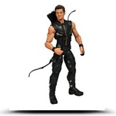 Toys Marvel Select Avengers Movie Hawkeye