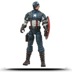 Buy Now Toys Marvel Select Captain America