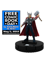Free Comic Book Day Thor The Mighty Avenger
