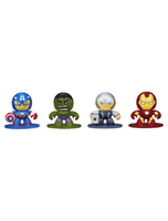 Marvel Assemble Micro Muggs 4PACK